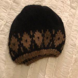 Accessories - Vintage knit beanie